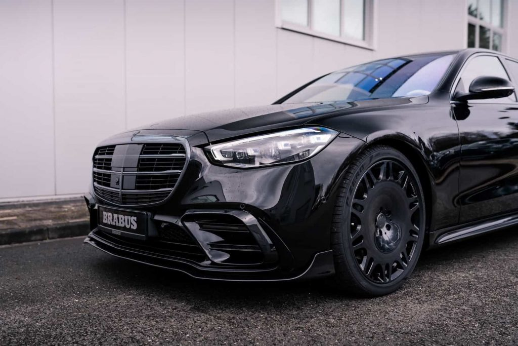 2021 BRABUS 500 based on Mercedes-Benz S 500