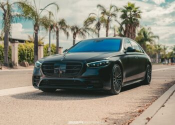 2021 Mercedes Benz S580 by SSR Performance