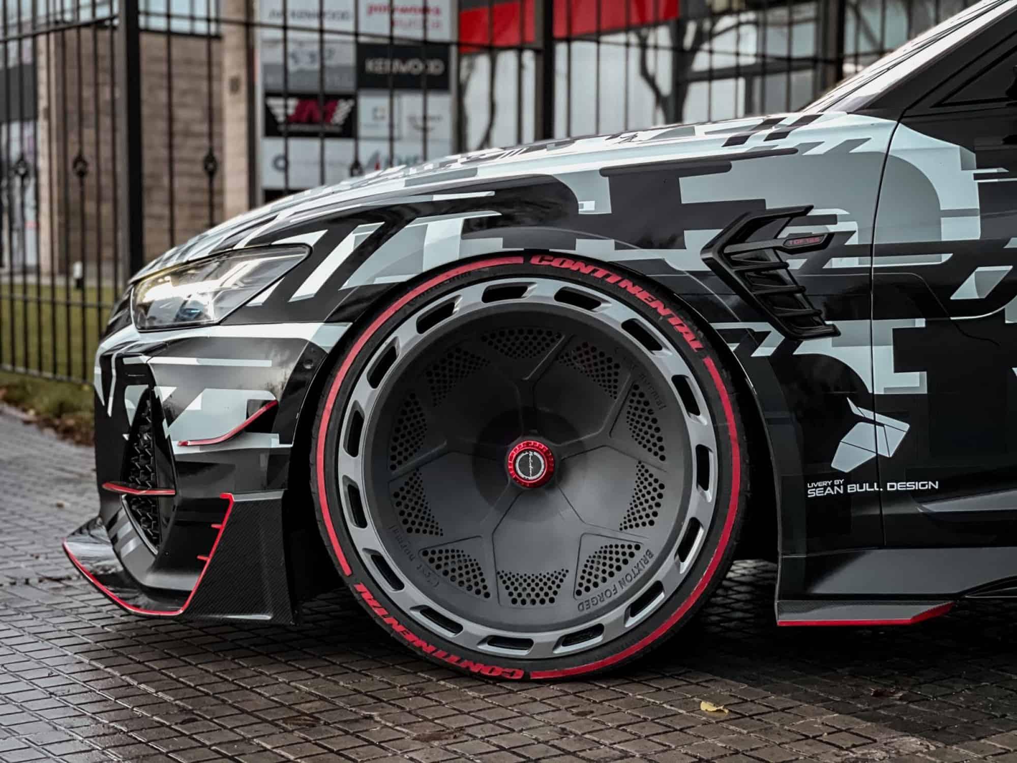 """ABT Audi RS6-R """"Leon"""""""