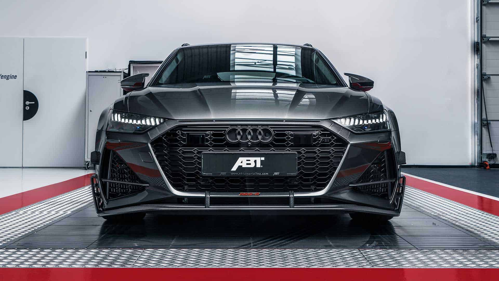 ABT Audi RS6-R with 740hp