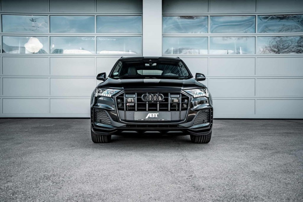 ABT Audi SQ7 Wide Body Is Simply Awesome
