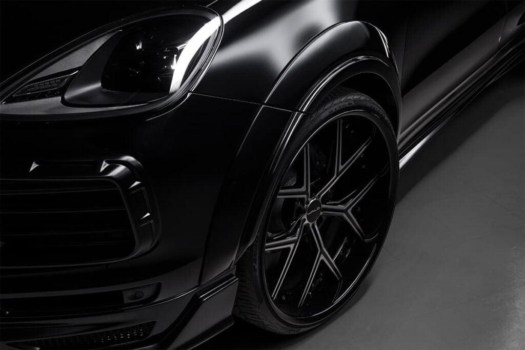 BLACK BISON EDITION Porsche Cayenne by WALD