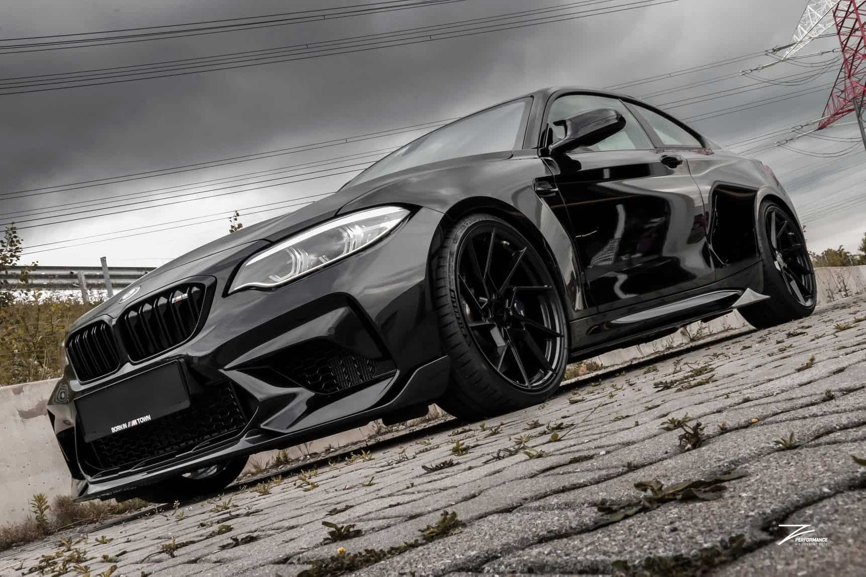 BMW M2 Competition on Z-Performance Wheels