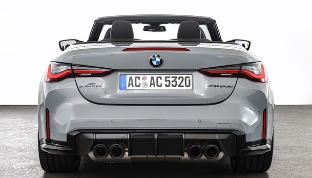 BMW M4 Convertible by AC Schnitzer