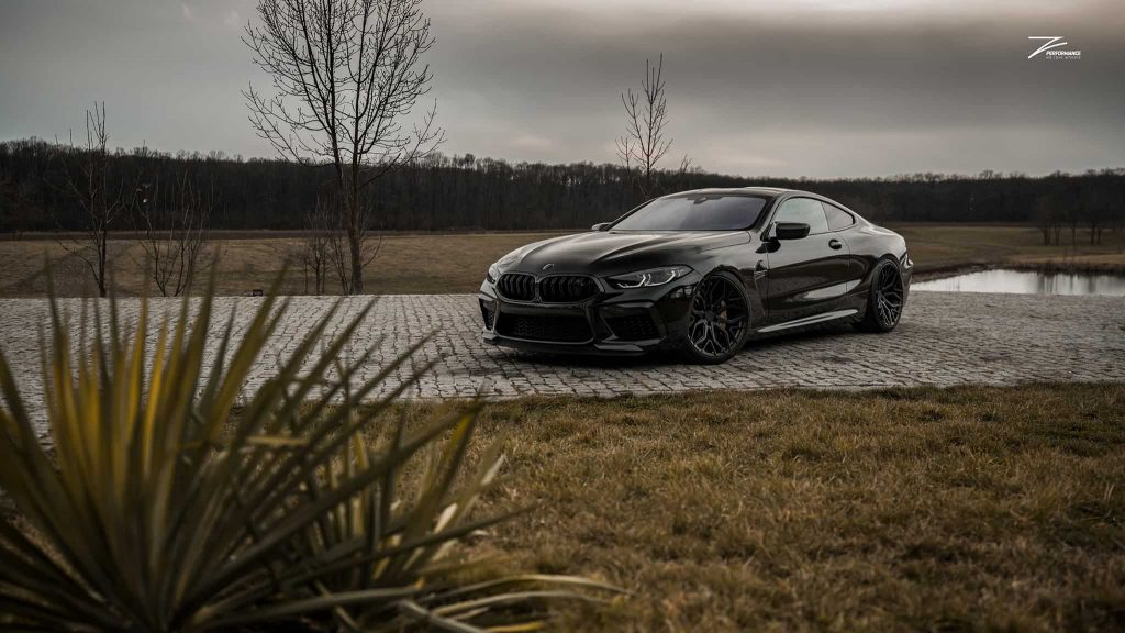 BMW M8 Competition on Z-Performance Wheels