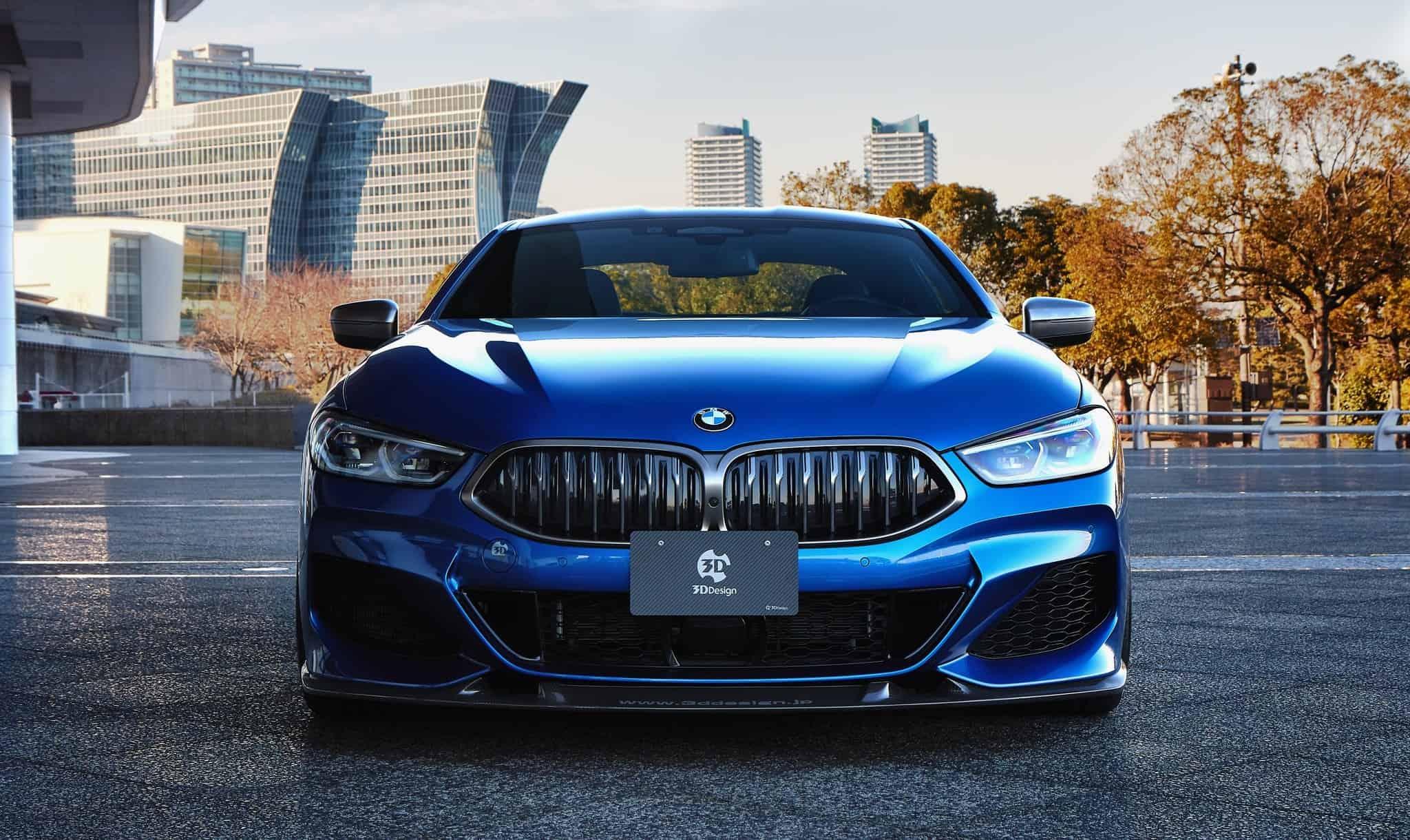 BMW M850i Body Kit by 3DDesign