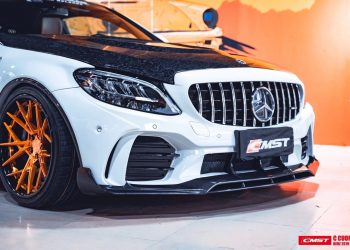 Mercedes-AMG C43 Coupe Wide Body Kit by CMST