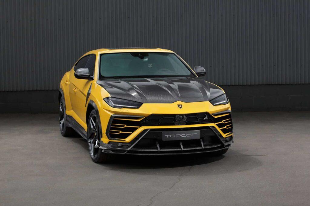 Lamborghini URUS Stealth Edition by TopCar
