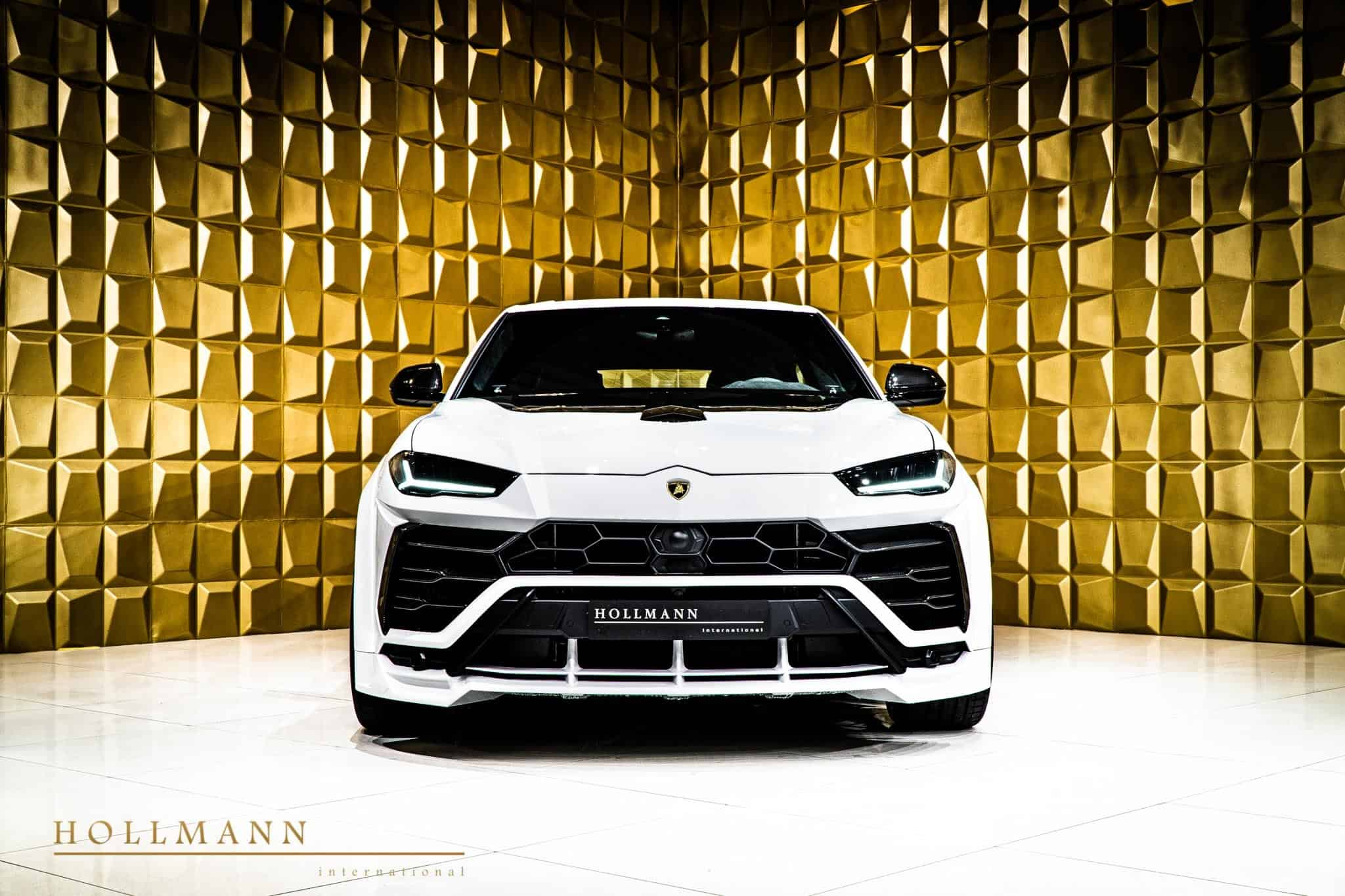 Lamborghini Urus by Novitec