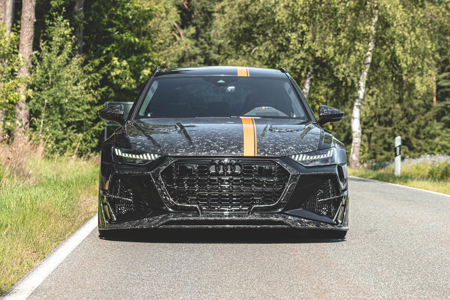 Audi RS6 Avant 730 HP by MANSORY