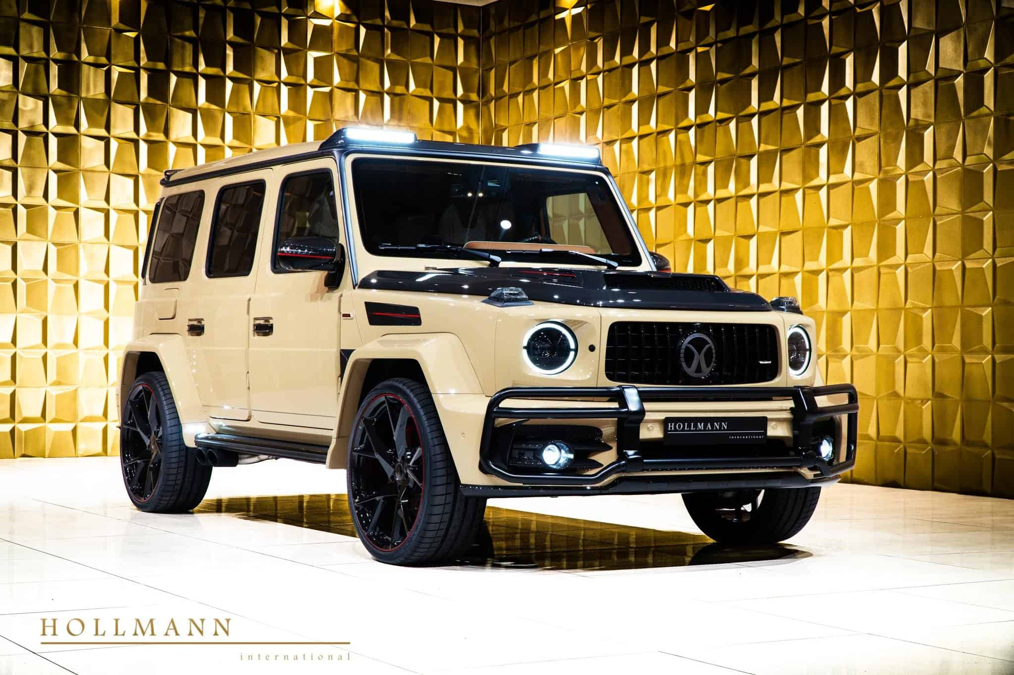 Mercedes AMG G63 by Mansory