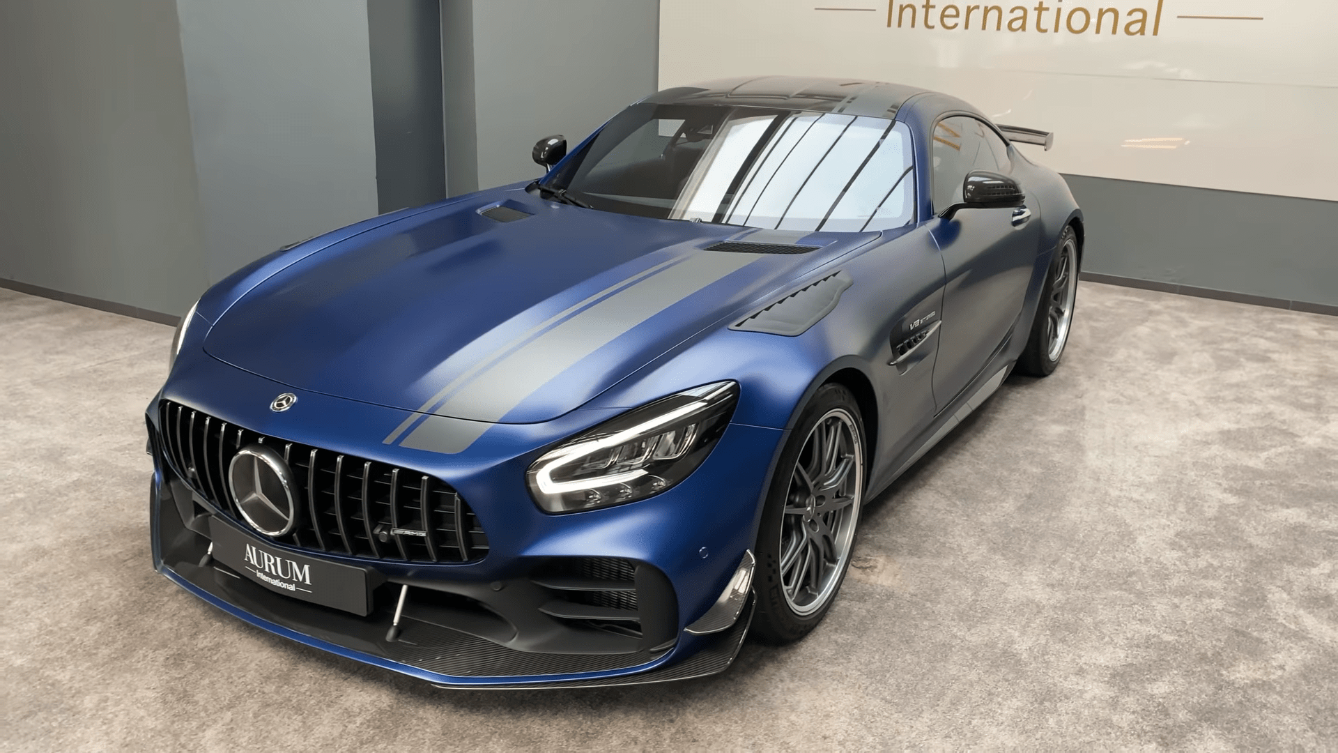 2020 Mercedes-AMG GT R PRO LIMITED