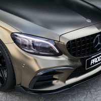Mercedes C-Class Coupe by Prodrive