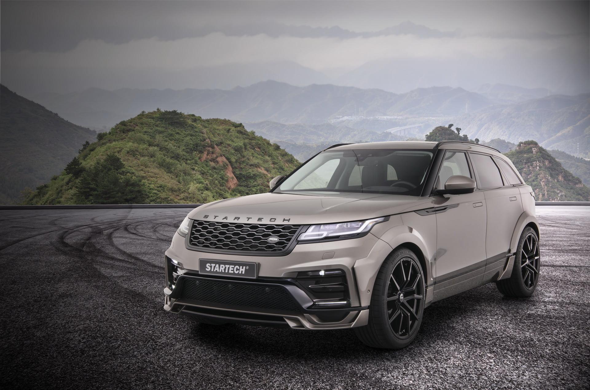Range Rover Velar - STARTECH Body Kit