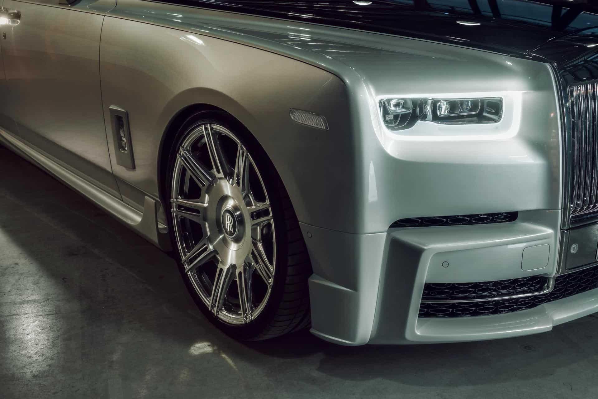 Rolls-Royce Phantom 2020 SPOFEC