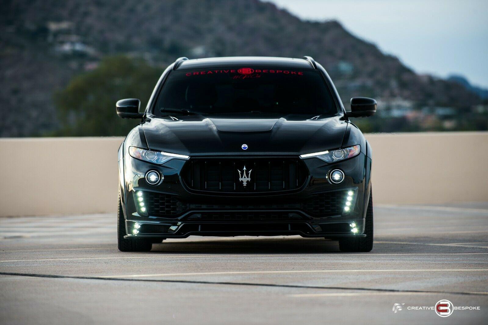 ZERO Design Maserati Levante Granlusso by Creative Bespoke