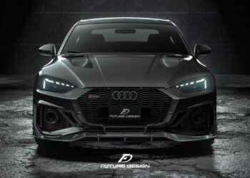 Audi RS5 Carbon Body kit by Future Design