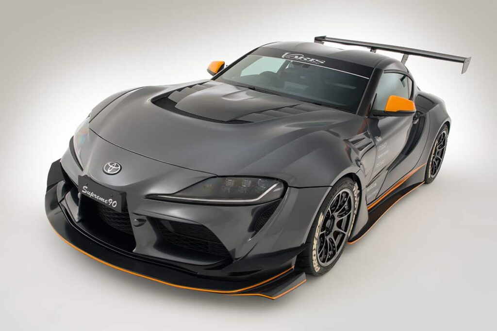 Toyota GR Supra Varis Supreme Widebody Kit