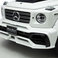 Mercedes G-Class Black Bison by WALD