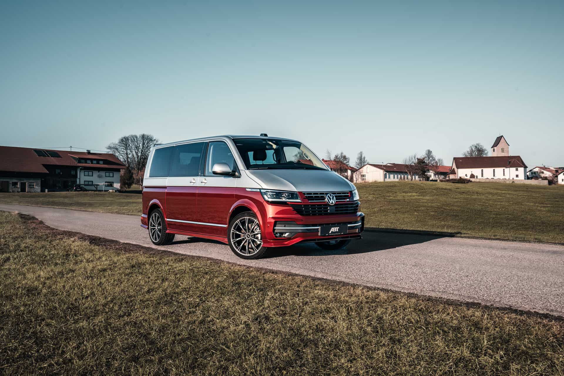 2020 ABT VW T6.1 Multivan