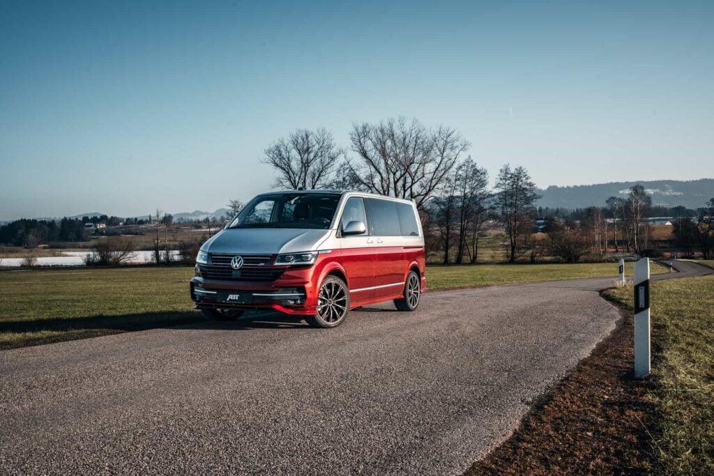 2020 ABT VW T6.1 Multivan