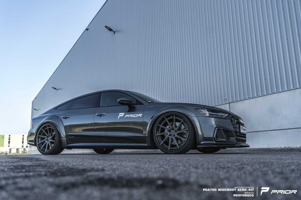 2020 Audi A7 Widebody Aero-Kit - Prior Design