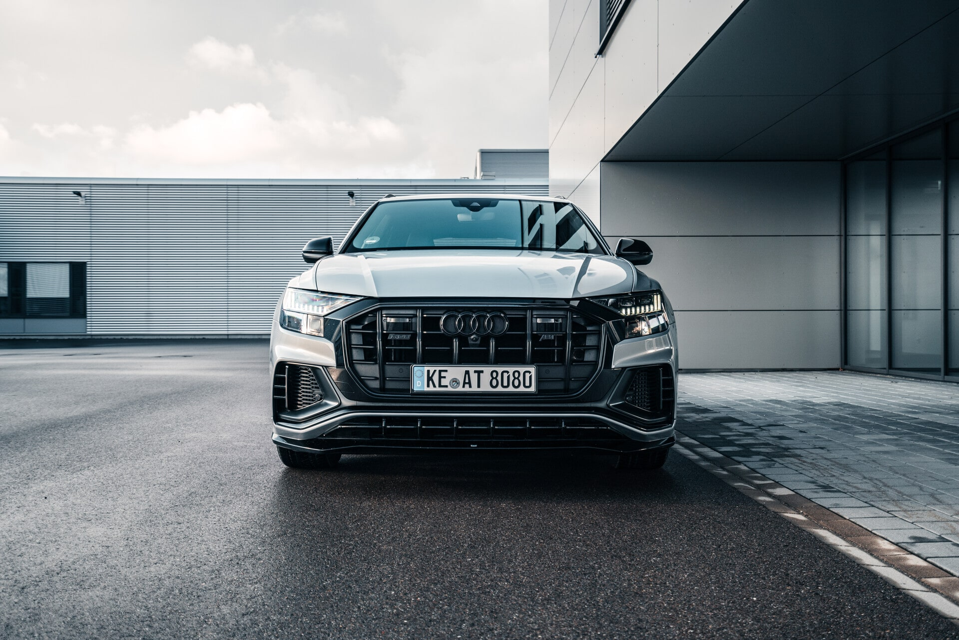 2020 Audi Q8 by ABT Sportsline