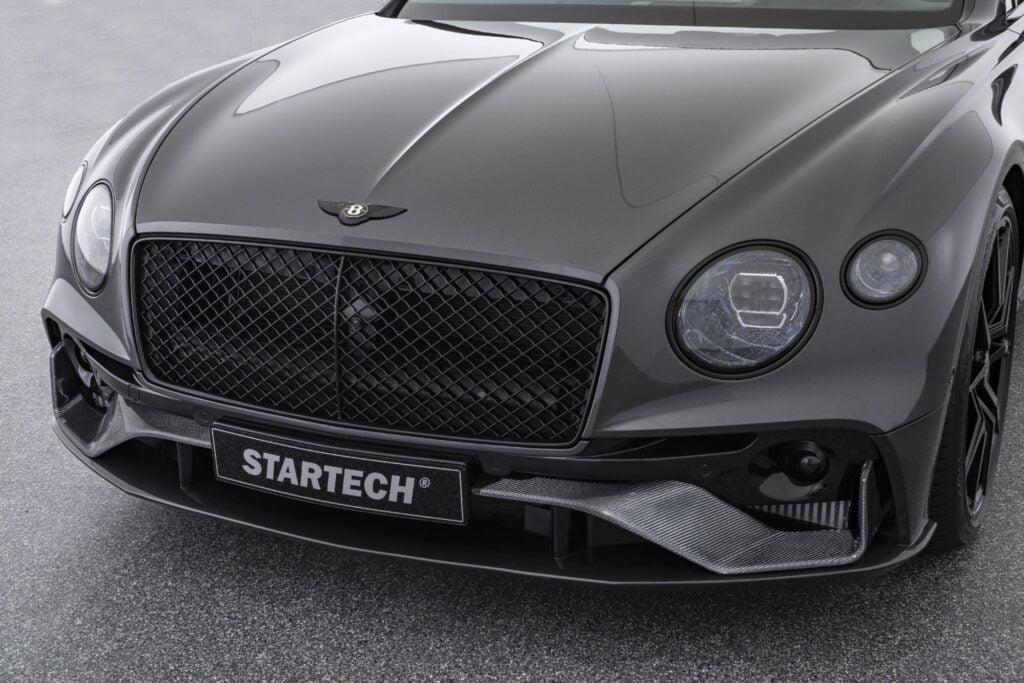 2020 Bentley Continental GTC - STARTECH