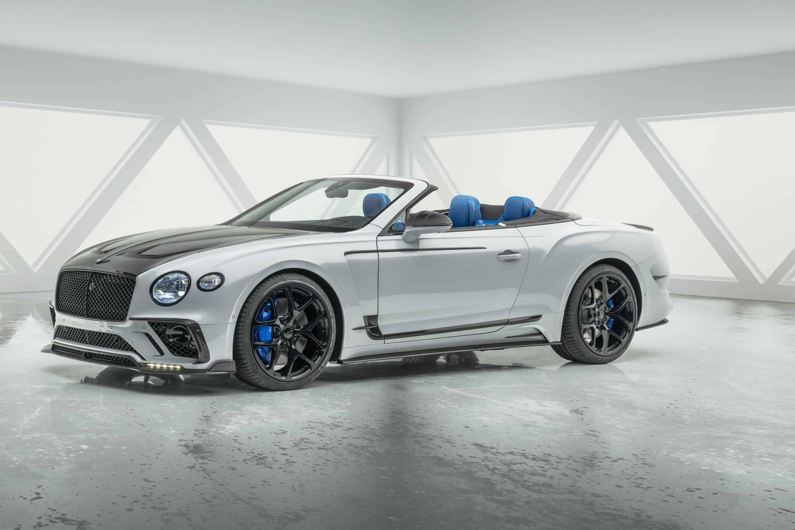 2020 Bentley Continental GTC by MANSORY