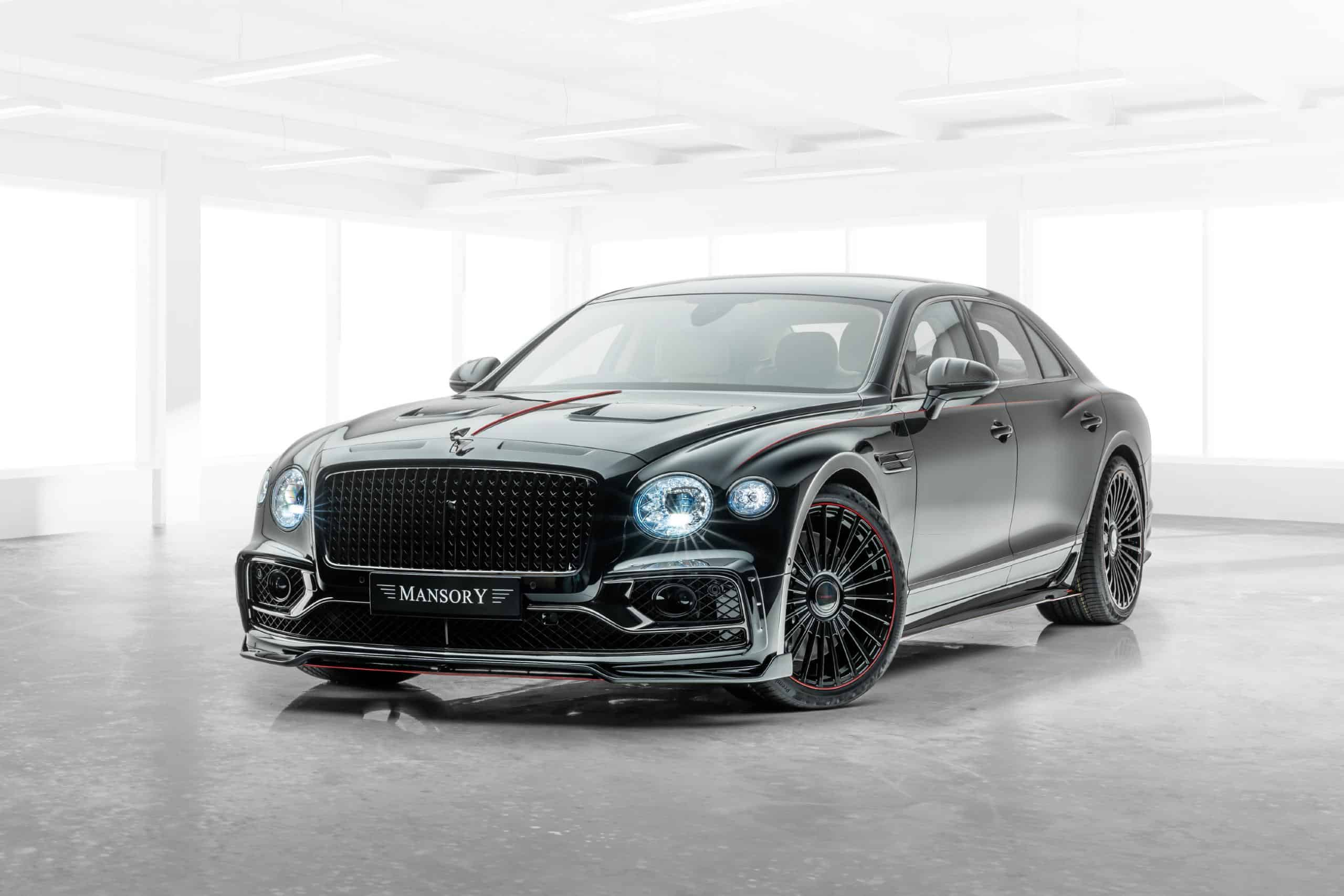 2020 Bentley Flying Spur Mansory
