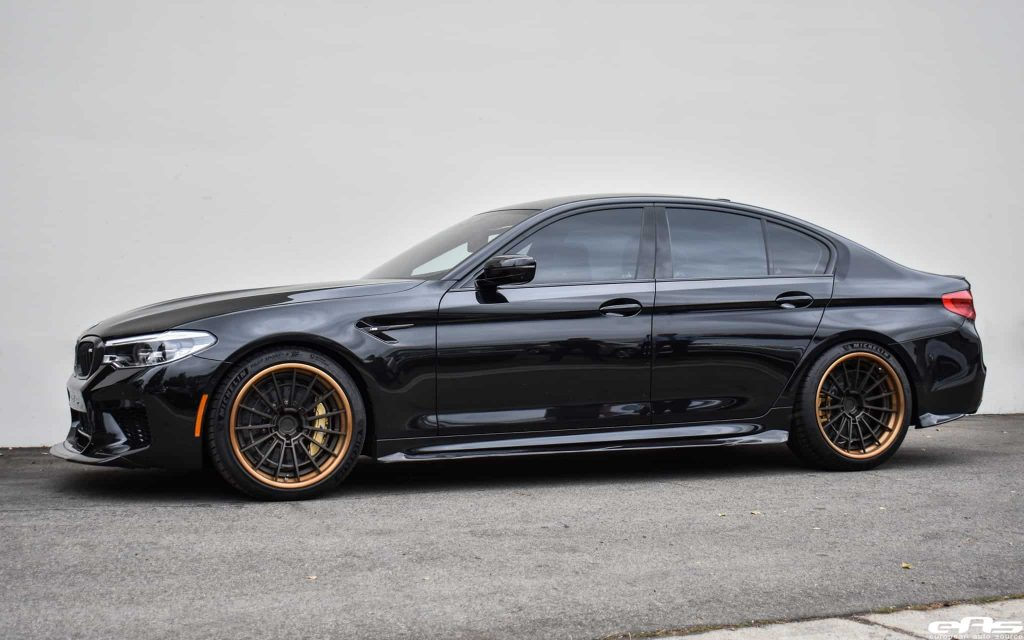 2020 Bmw F90 M5 Competition DINMANN Aero Kit