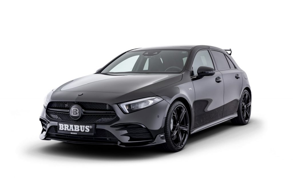 2020 Brabus Mercedes A-Class New tuning program