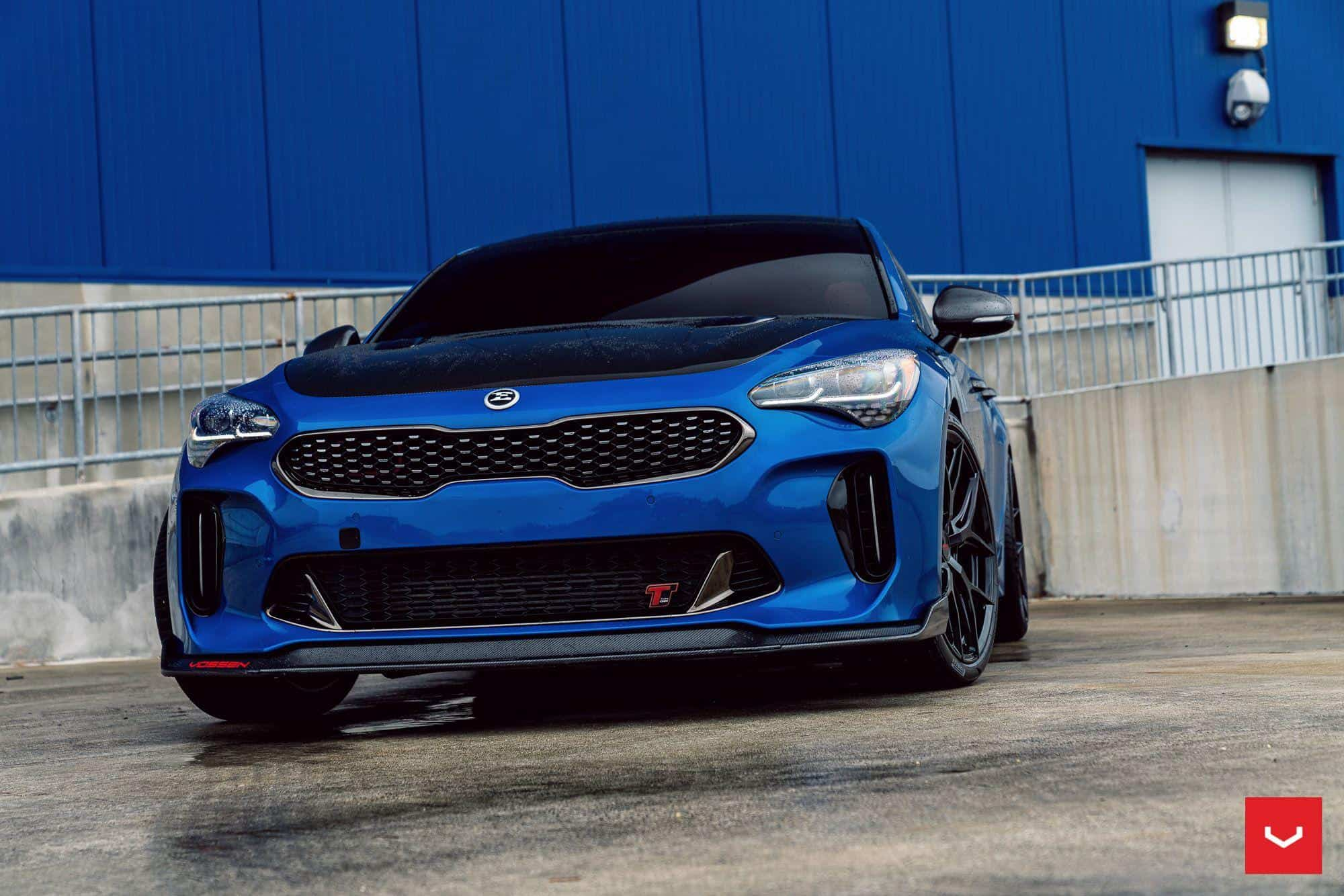 2020 Kia Stinger GT - Vossen Wheels Hybrid Forged HF-5