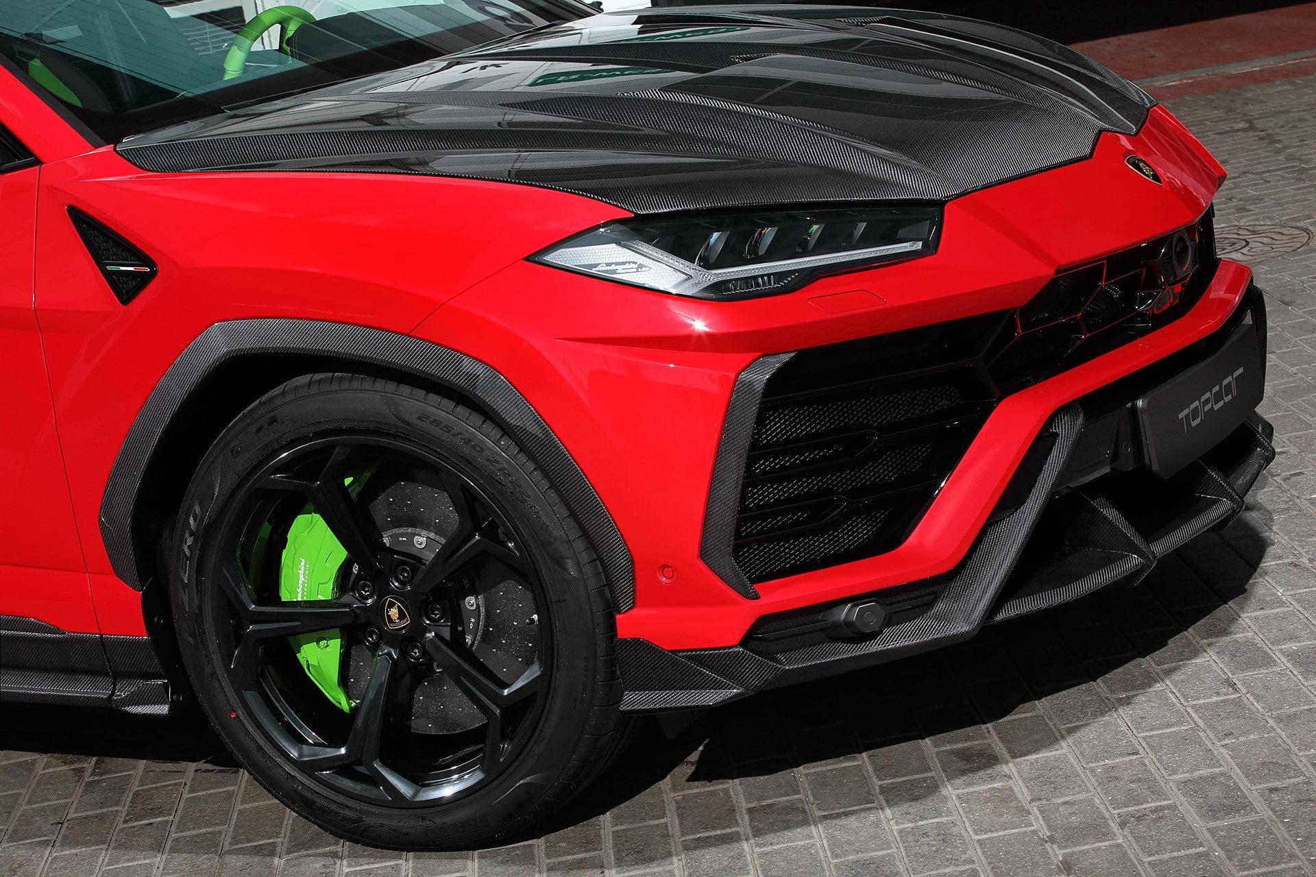 2020 Lamborghini Urus - TOPCAR DESIGN