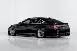 2020 Lexus ES f-Sport Aero Kit