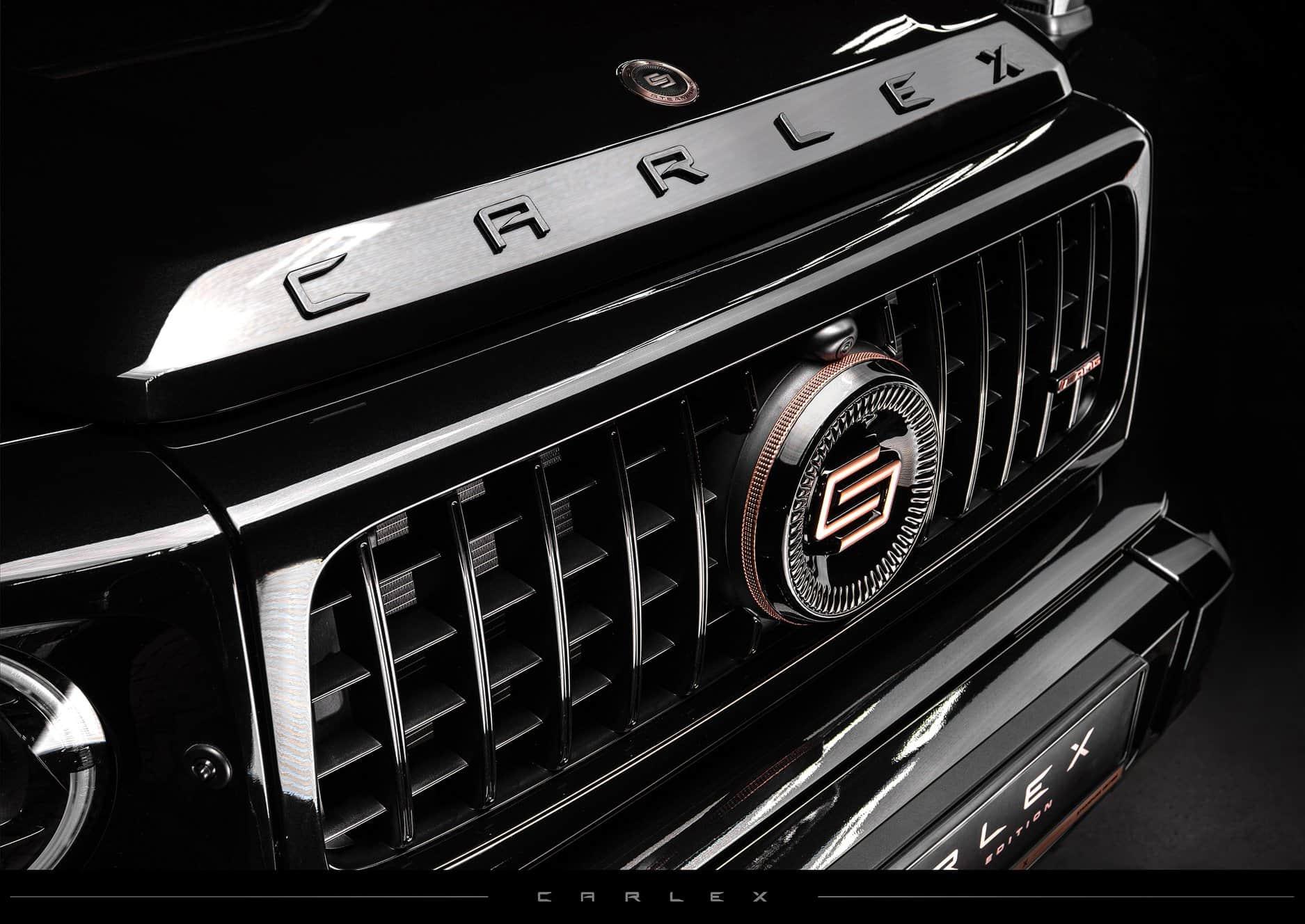 Mercedes G63 AMG Steampunk Edition by Carlex Design