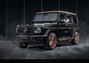 Mercedes G63 AMG Steampunk Edition by Carlex Design