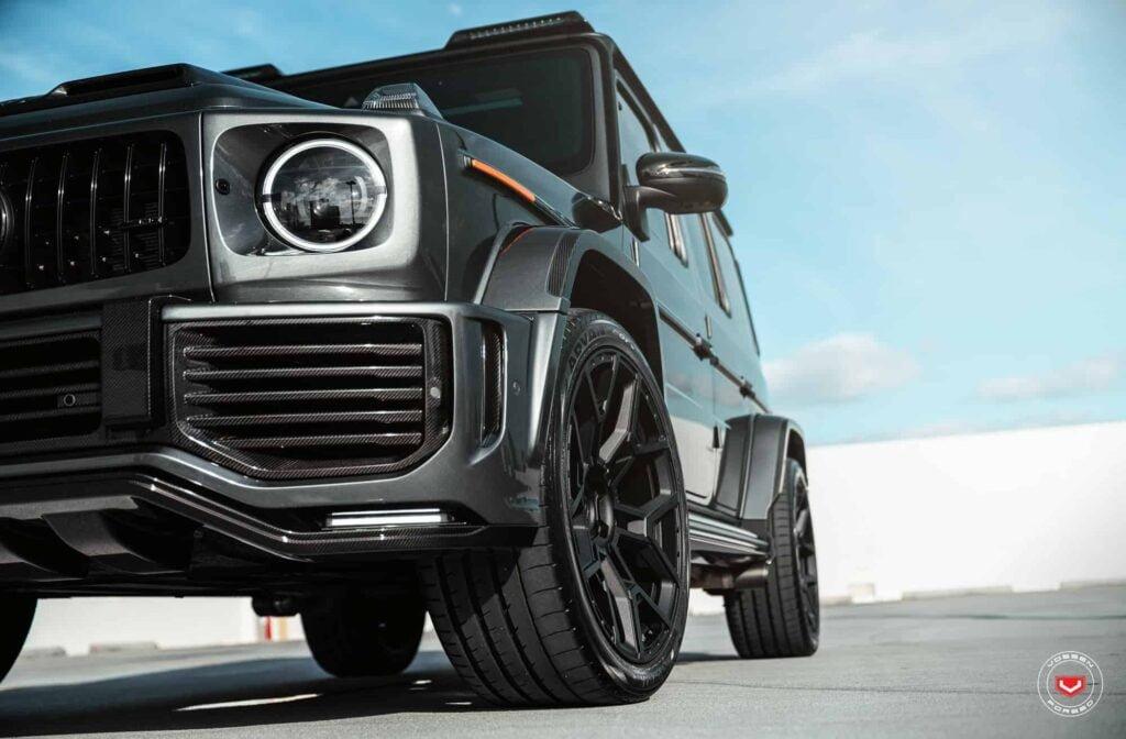 2020 Mercedes G63 AMG - Urban Automotive x Vossen Series