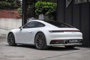 Porsche 992 Carrera by Flinstone Autoparts