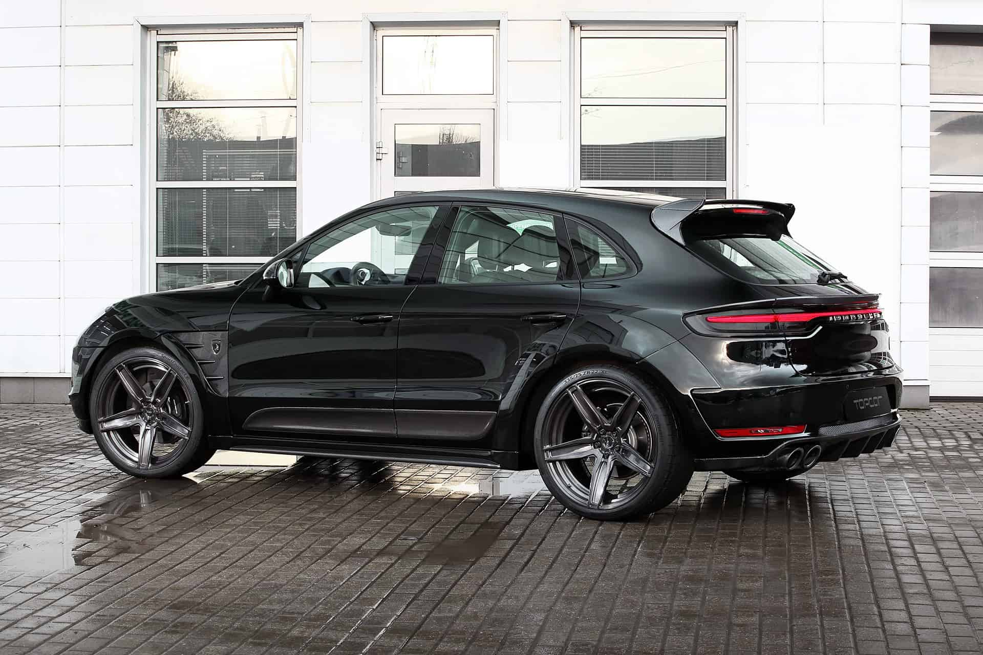 2020 Porsche Macan - TOPCAR Body Kit