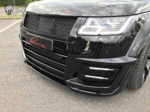 2020 Range Rover CLR R LUMMA Design