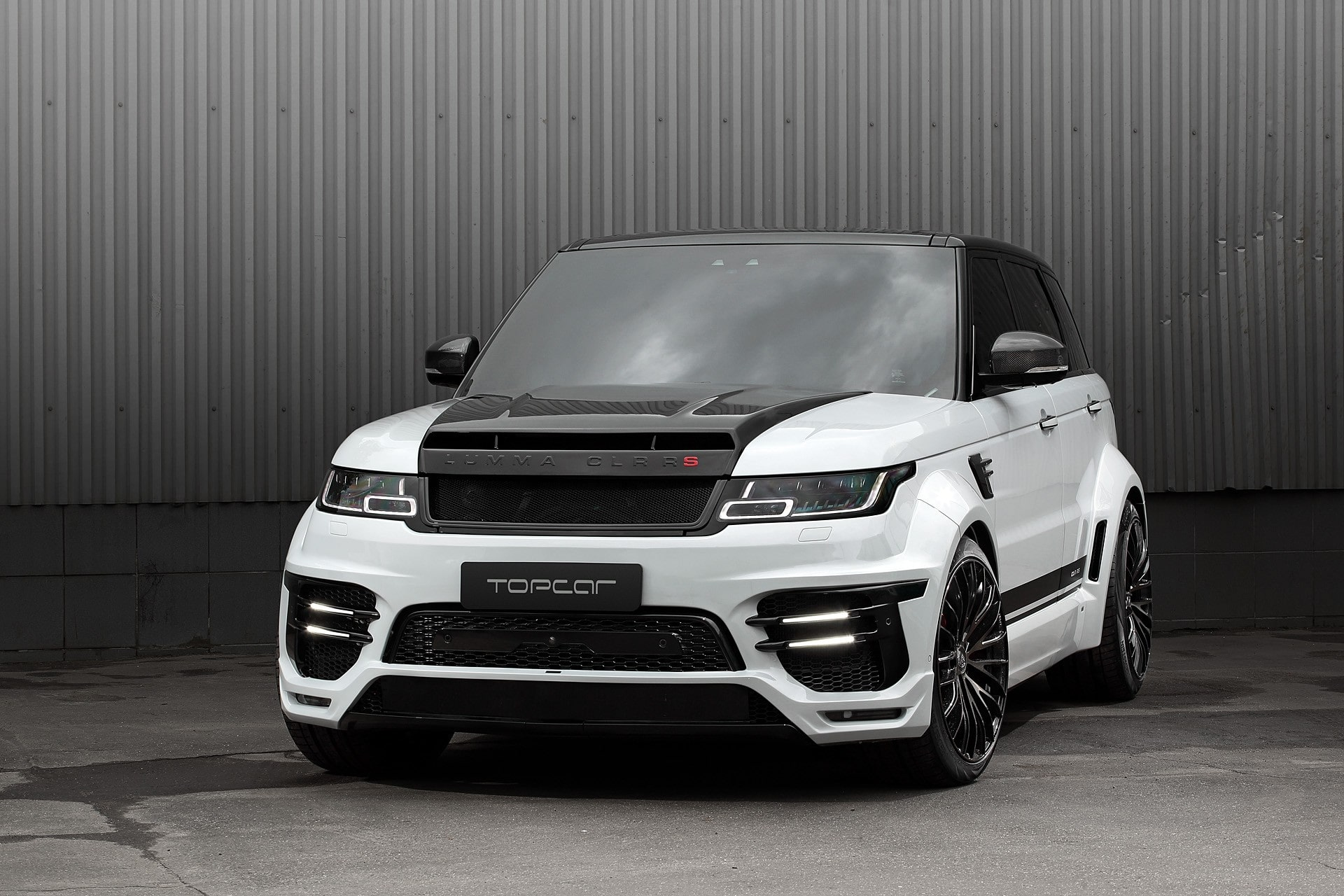 2020 Range Rover Sport - Lumma Body Kit