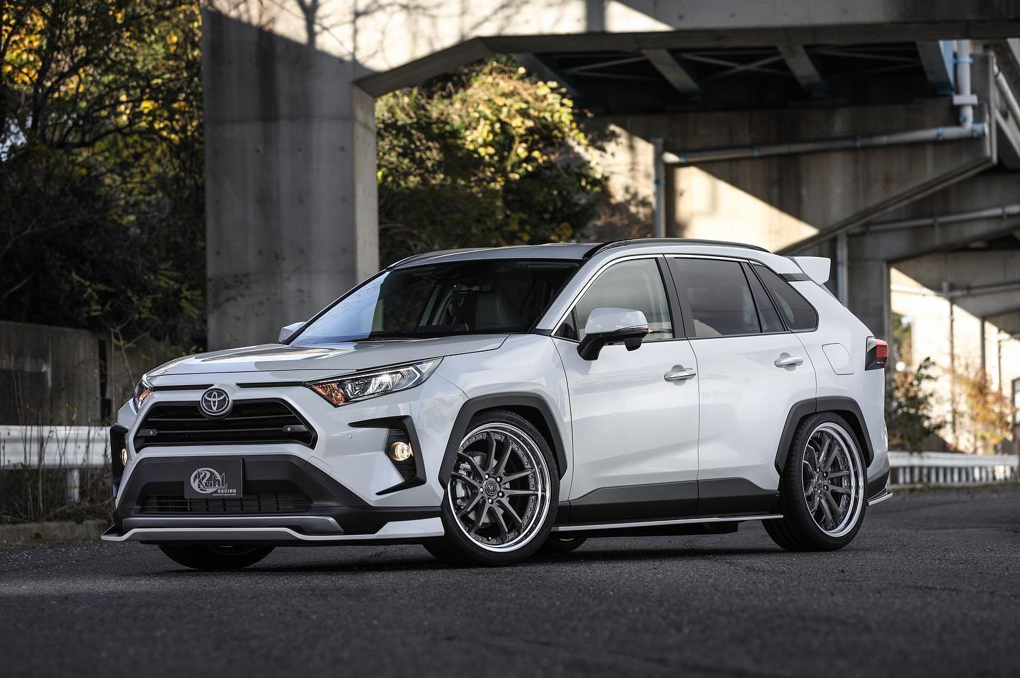 2020 Toyota RAV4 by Kuhl Racing