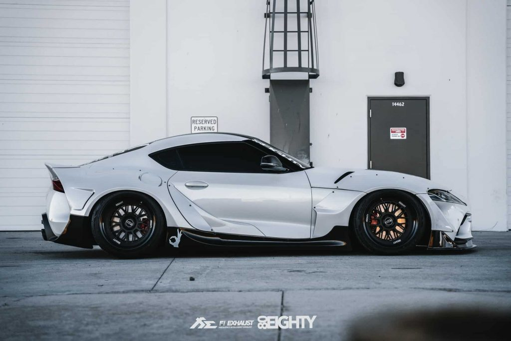 2020 Toyota Supra GR by 80eighty