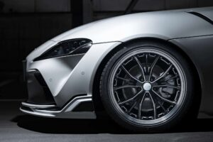 2020 Toyota Supra M'z SPEED-Exclusive Zues Body Kit
