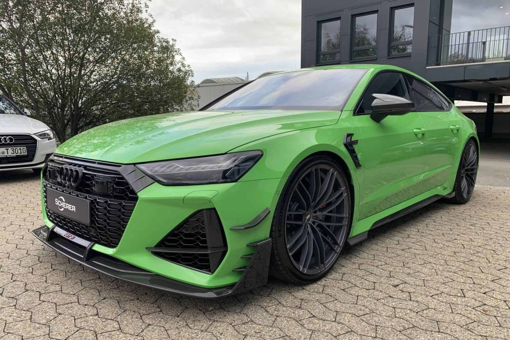 2021 Audi RS7-R by ABT Sportsline