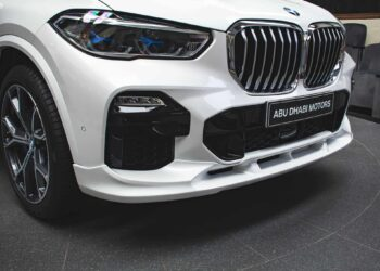 2021 BMW X5 by 3D Design Aero Kit