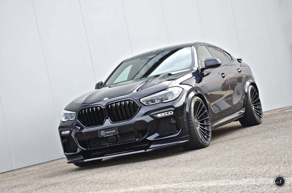 2021 BMW X6 G06 Wide Body Kit by Hamann