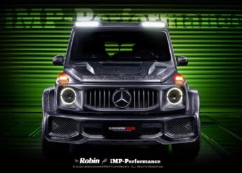 2021 Mercedes-AMG G63 Body Kit DarwinPro IMP