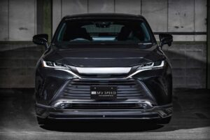 2021 Toyota Harrier sporty MZ Speed body kit